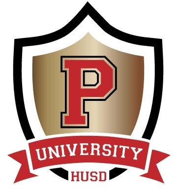 Parent U Shield Logo