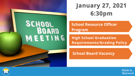 school board topics