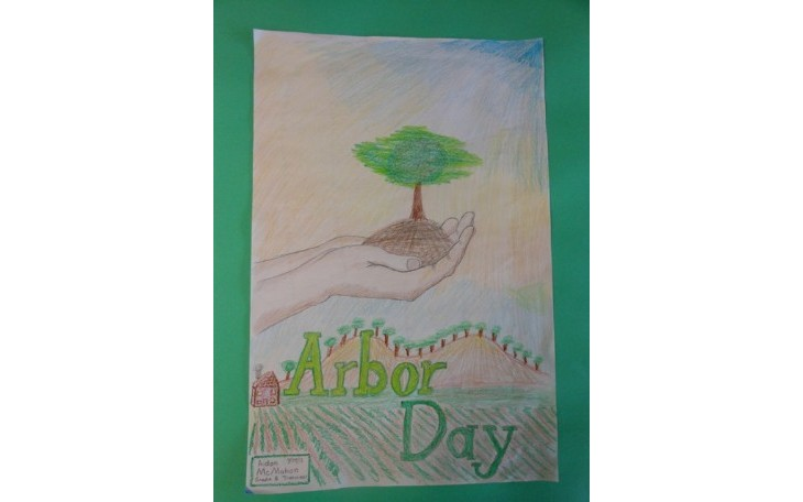 Treeview Elementary School - Arbor Day 2013